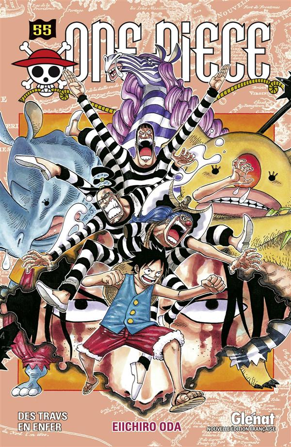 ONE PIECE - EDITION ORIGINALE - TOME 55 Oda Eiichiro Glénat